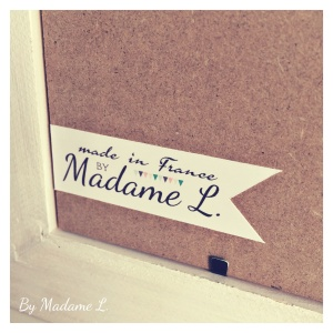 Déco & Créations Papier Made by Madame L.