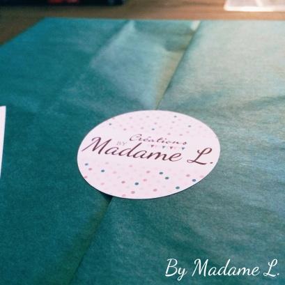 Etiquette Créations By Madame L.