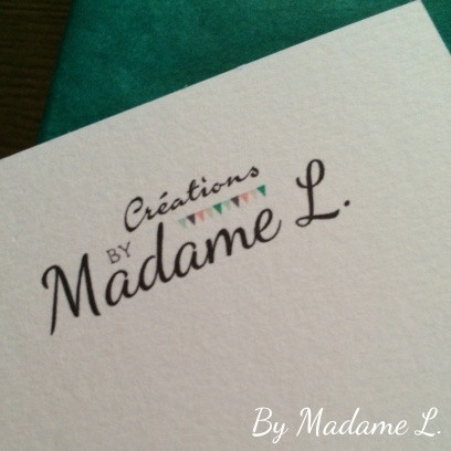 Carte Creations By Madame L.